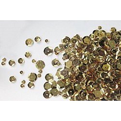 Mudra Couture Sequins - Gold