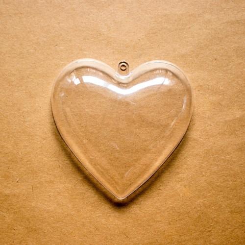 Shaker Domes - Heart