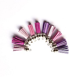Tassels - Purples (Pack of 10)
