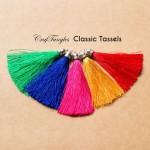 Classic Tassels (Pack of 5)