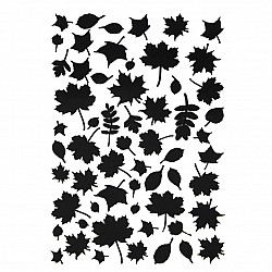 "Embossing Folder - Different Leaves (4""X6"")"