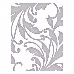 "Couture Creations Embossing Folder - Large Hepburn (5""X7"")"
