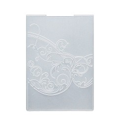 "Embossing Folder - Swirls (5""X7"")"