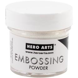 Hero Arts Embossing Powder - White Puff