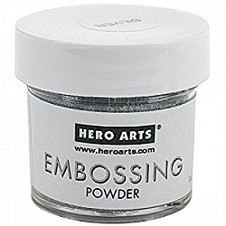Hero Arts Embossing Powder - Silver