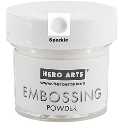 Hero Arts Embossing Powder - Sparkle
