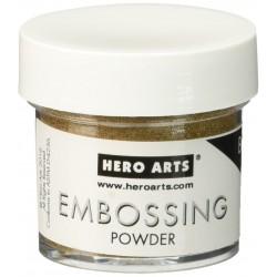 Hero Arts Embossing Powder - Brass
