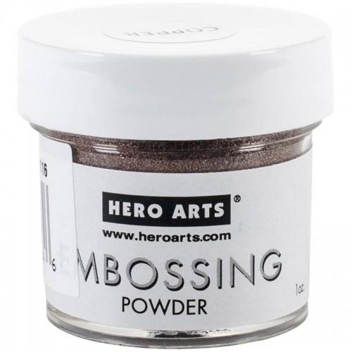 Hero Arts Embossing Powder - Copper