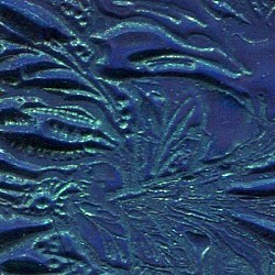 Lindy's Stamp Gang 2-Tone Embossing Powder - Hyacinth Blue Jade