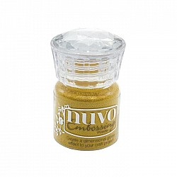 Nuvo Embossing Powder - Golden Sunflower (0.74 oz)