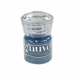 Nuvo Embossing Powder - Odyssey Blue (0.74 oz)