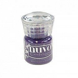 Nuvo Embossing Powder - Purple Haze (0.74 oz)