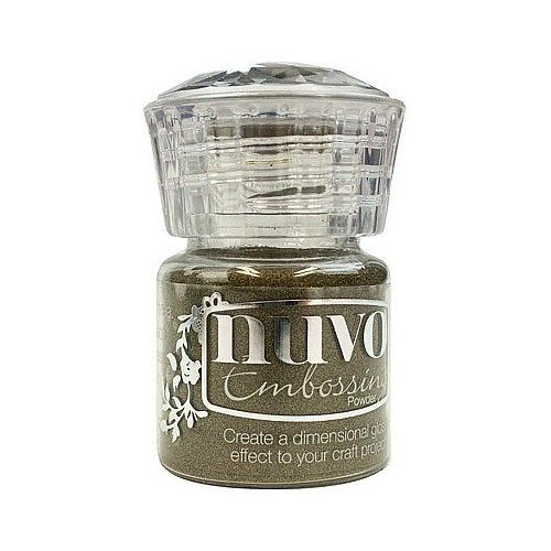Nuvo Embossing Powder - Classic Gold (0.74 oz)