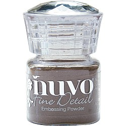 Nuvo Embossing Powder - Copper Blush (0.74 oz)