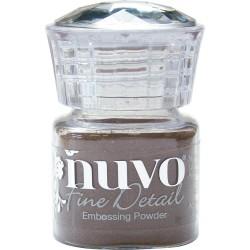 Nuvo Embossing Powder - Copper Blush (0.74 oz)