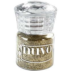 Nuvo Embossing Powder - Gold Enchantement (0.74 oz)
