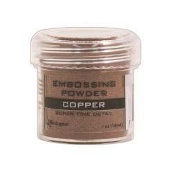 Ranger Embossing Powder - Copper (Super Fine Detail)