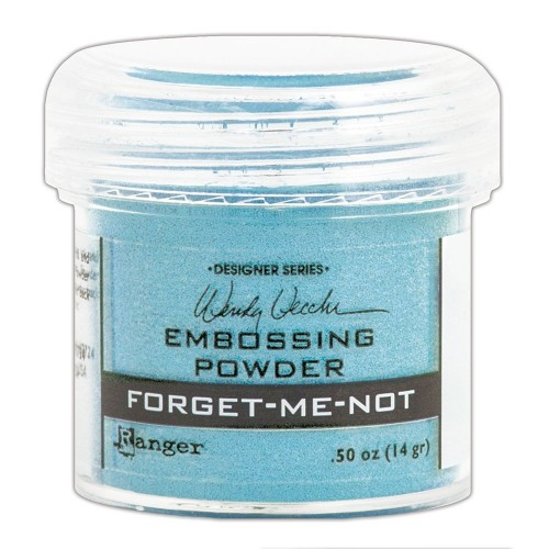 Wendy Vecchi Embossing Powder - Forget me Not