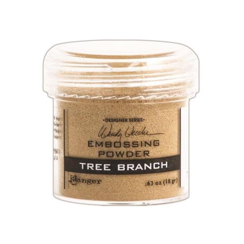 Wendy Vecchi Embossing Powder - Tree Branch