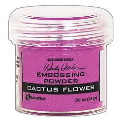 Wendy Vecchi Embossing Powder - Cactus Flower