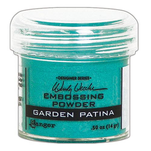 Wendy Vecchi Embossing Powder - Garden Patina