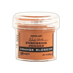 Wendy Vecchi Embossing Powder - Orange Blossom