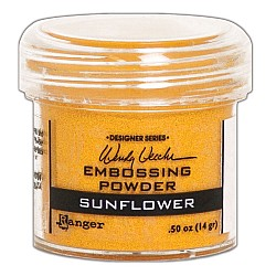 Wendy Vecchi Embossing Powder - Sunflower