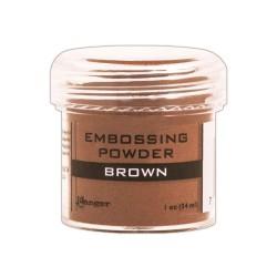 Ranger Embossing Powder - Brown