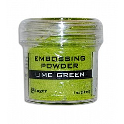 Ranger Embossing Powder - Lime Green