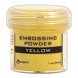 Ranger Embossing Powder - Yellow