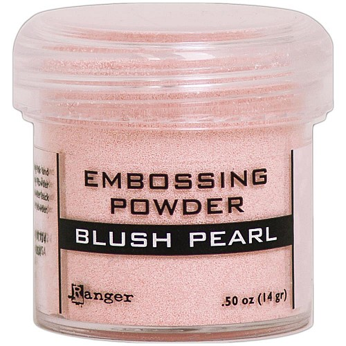 Ranger Embossing Powder - Blush Pearl