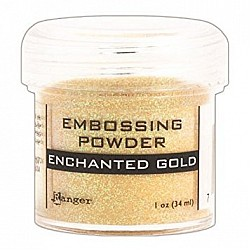 Ranger Embossing Powder - Enchanted Gold