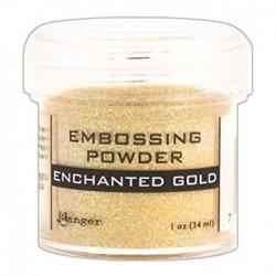 Ranger Embossing Powder - Enchanted Gold