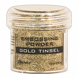 Ranger Embossing Powder - Gold Tinsel