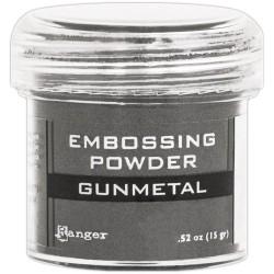 Ranger Embossing Powder - Gunmetal