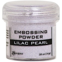 Ranger Embossing Powder - Liliac Pearl