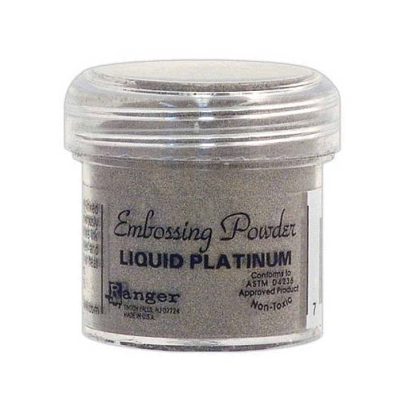 Ranger liquid embossing powder