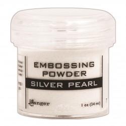 Ranger Embossing Powder - Silver Pearl