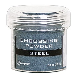 Ranger Embossing Powder - Steel