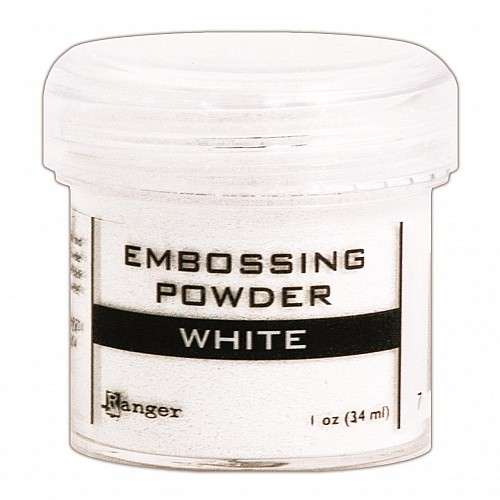 Ranger Embossing Powder - White
