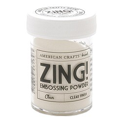Zing Clear Embossing Powder