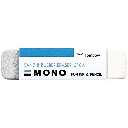 Tombow Mono Sand Eraser - For Ink and Pencil