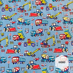 Printed Fabric - Kids Toys