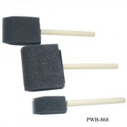 Foam or Sponge Brush Set (Pack of 3 pcs)