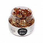 CrafTangles Gilding Flakes (120 ml) - Copper Penny