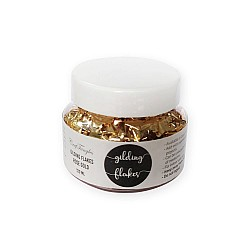 CrafTangles Gilding Flakes (120 ml) - Rose Gold