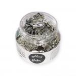 CrafTangles Gilding Flakes (120 ml) - Silver Moonlight