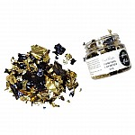 CrafTangles Gilding Flakes (120 ml) - Black and Gold