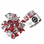 CrafTangles Gilding Flakes (120 ml) - Red and Silver