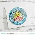 CrafTangles Designer Toner Sheets - Christmas Time (2 sheets of A4)